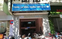 Bắt giam phó cơ quan Tổ chức - Nội vụ TP Quảng Ngãi