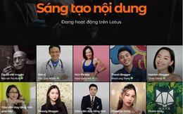 """Lotus vừa """"nhá hàng"""" giao diện chính thức đã lọt top 4 MXH được tải nhiều nhất trên App Store"""