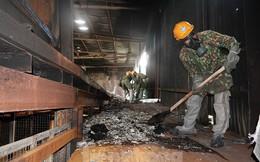 Bao giờ hoàn thành thu gom phế thải vụ cháy công ty Rạng Đông?