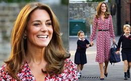 Hai dấu hiệu lớn cho thấy Công nương Kate có thể sắp công bố tin mang thai lần thứ 4 khiến dư luận ngóng chờ