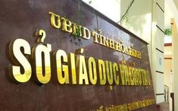 7 cán bộ Công an tỉnh Hòa Bình có con được nâng điểm thi trái phép bị kỷ luật