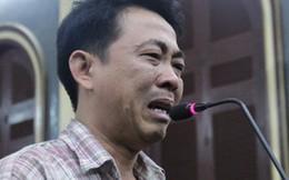 Nguyên tổng giám đốc VN Pharma Nguyễn Minh Hùng tiều tụy trước phiên xử