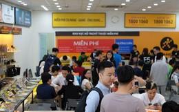 """""""Tam quốc tranh hùng"""" thị trường smartphone Việt Nam"""