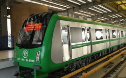 """Cận cảnh đường sắt Cát Linh-Hà Đông tiến độ kiểu """"rùa bò"""" hơn thập kỷ"""