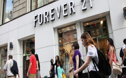 Đại gia Forever 21 phá sản, thời trang 'ăn liền' lo sốt vó