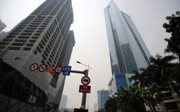 Chiêm ngưỡng top 3 tòa nhà cao nhất Hà Nội qua góc nhìn Flycam