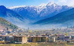 Bhutan: Quốc gia yên bình và xanh nhất thế giới đang chết dần vì ô nhiễm?