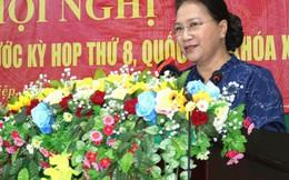 """Chủ tịch Quốc hội Nguyễn Thị Kim Ngân nói về 12 dự án ngàn tỉ """"đắp chiếu"""" của Bộ Công thương"""