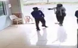 Vụ cướp ngân hàng Vietcombank: Thượng úy Công an huyện là nghi phạm gây án