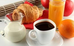 Điều kỳ diệu xảy ra khi thay 1 ly nước trái cây bằng 1 ly cà phê
