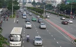 """Dân Sài Gòn mệt mỏi, trễ giờ làm vì giao thông """"tê liệt"""""""