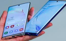Huawei bị cấm vận, doanh số smartphone của Samsung tăng mạnh