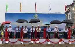 Hà Nội chi 560 tỷ làm cầu vượt nút Hoàng Quốc Việt - Nguyễn Văn Huyên