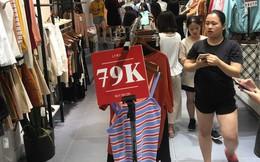 Sự thật về việc giảm giá lên đến 70% tại các cửa hàng thời trang