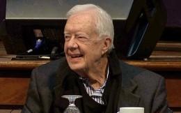 Cựu Tổng thống Jimmy Carter nói mừng khi đảng Dân chủ điều tra luận tội ông Trump