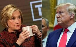 Bà Clinton nói gì khi bị ông Trump thách ra tranh cử tổng thống?
