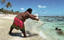 """Bí mật về Nauru: Quốc gia """"béo"""" nhất thế giới từng có thời lấy USD làm giấy... vệ sinh"""