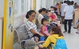 Gia tăng số trẻ mắc bệnh đường hô hấp, nguyên nhân một phần do tình hình ô nhiễm diễn tiến bất thường