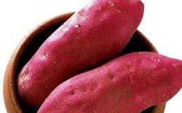 Quy tắc 1 củ khoai lang mỗi ngày, bạn sẽ có nhiều bất ngờ