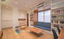 Cải tạo căn hộ cũ thành không gian sống đẹp