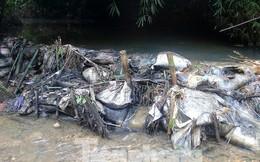 Cty Thanh Hà nói gì về thông tin 'thuê người đầu độc nước sông Đà'?