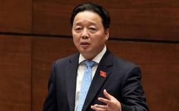 """Bộ trưởng Trần Hồng Hà: """"Cung cấp nước bẩn cũng có thể đi tù"""""""