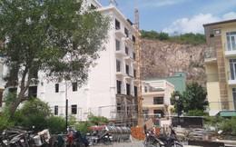 Bất chấp bị cưỡng chế, khu biệt thự Ocean View Nha Trang vẫn vô tư xây dựng
