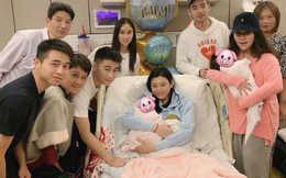Gia tộc trùm sòng bạc Macau vỡ oà khi siêu mẫu Ming Xi hạ sinh đích tôn đời thứ 5, tên quý tử mang ý nghĩa đặc biệt