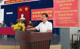 Nguyên chủ tịch Khánh Hòa xin cắt hết chức vụ