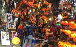 Thị trường đồ trang trí Halloween: Càng kinh dị càng hút khách