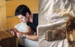 Nhiều người thường đặt đồ điện tử ở đầu giường mà không ngờ nó lại gây hại cho sức khỏe và tính mạng