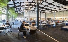 Tò mò suất ăn của nhân viên những công ty đình đám nhất thế giới: Văn phòng Google, Apple, Facebook chẳng thua nhà hàng 5 sao