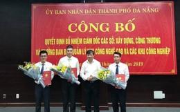 Đà Nẵng công bố quyết định bổ nhiệm lãnh đạo các Sở, ngành