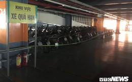 Ảnh: Hàng trăm xe máy bị 'bỏ rơi', thành 'cục nợ' ở sân bay Tân Sơn Nhất