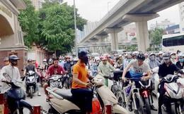 Thời điểm nào Hà Nội mới cấm xe máy, thu phí ô tô vào nội đô?