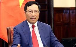 Phó Thủ tướng Phạm Bình Minh: Liên quan vụ 39 người chết, thông tin đối chiếu gồm cả sinh trắc học và ADN