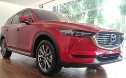 Mazda CX-8 bất ngờ giảm giá, tăng sức cạnh tranh trước Hyundai Santa Fe