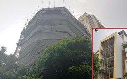 Hà Nội nói gì về việc cấp phép 'lạ' loạt cao ốc khu phố mẫu?