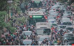 """Đề xuất thay đổi giờ làm: Hà Nội sẽ """"thất thủ"""" nếu tất cả cùng túa ra đường"""