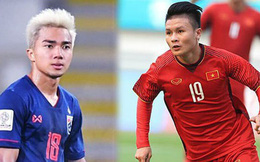 """Quang Hải tự loại chính mình, khen """"Messi Thái"""" là tiền vệ xuất sắc nhất Đông Nam Á"""