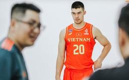 Nam thần cơ bắp của đội tuyển bóng rổ Việt Nam dự SEA Games 30: Đang học thạc sĩ tại Mỹ, trở về Việt Nam vì muốn cống hiến cho tổ quốc