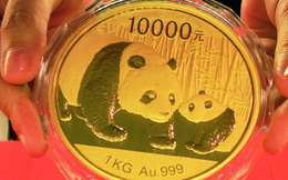 Trung Quốc bất ngờ ngừng mua vàng sau 10 tháng gom mạnh