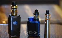 Bộ Y tế xem xét đề xuất cấm hoàn toàn thuốc lá điện tử