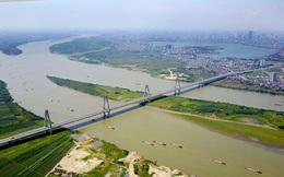 Hà Nội sẽ có đường rộng 40 - 60 mét ven bờ sông Hồng