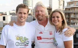 Tỷ phú Richard Branson: Khởi nghiệp cũng giống như làm cha