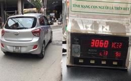 Đuổi việc tài xế taxi 'chặt chém' khách Tây 3 triệu đồng cho quãng đường 17km
