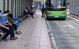 Vì sao quận 1 không đồng ý lập điểm giữ xe miễn phí cho người đi xe buýt?