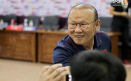 """HLV Park Hang-seo: """"Tôi từng cảnh cáo một vài cầu thủ Việt Nam, nhắc họ đừng làm tôi thất vọng"""""""
