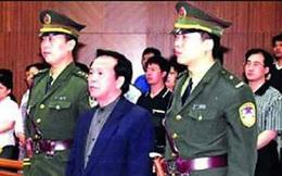 Vợ con chết thảm, người tình tù chung thân, quan bự Trung Quốc lĩnh án tử