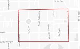 TP.HCM cấm nhiều tuyến đường ở trung tâm vào sáng 23 và 24-11